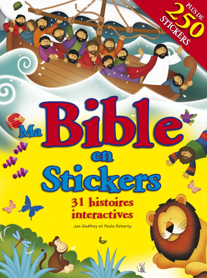 Ma bible en stickers