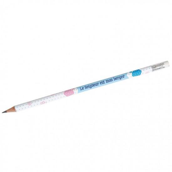 Crayon le Psaume 23