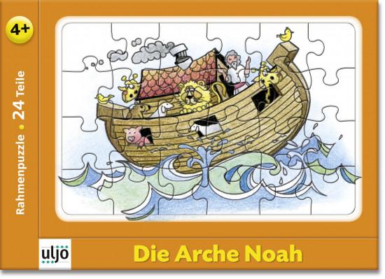 Mini-puzzle «Arche de Noé». 24 pièces