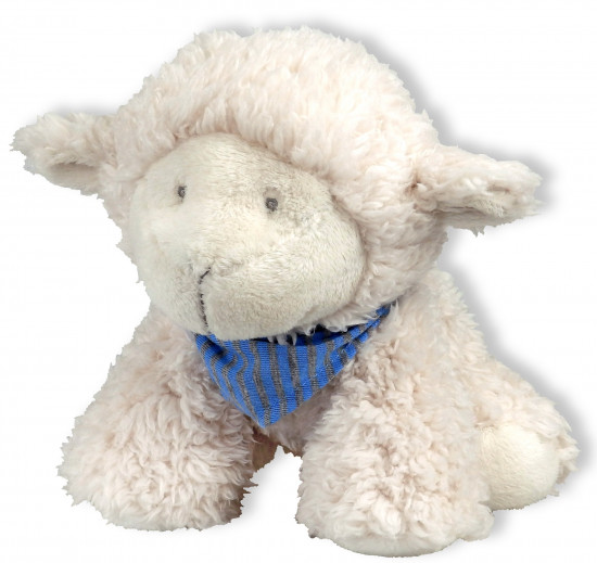 Peluche mouton musicale