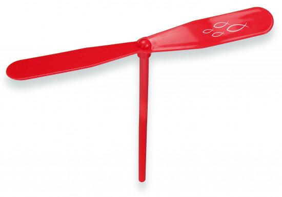 Hélice rouge Ichtus