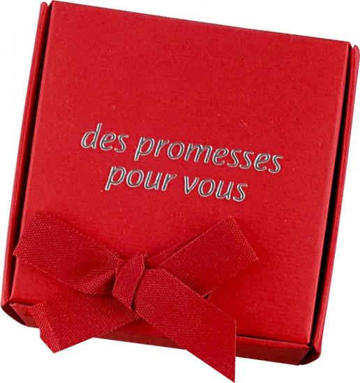Coffret 60 versets boite rouge