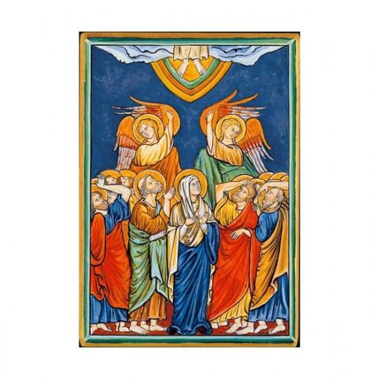 Icône de  Ascension de Notre-Seigneur. Disponible en 3 tailles