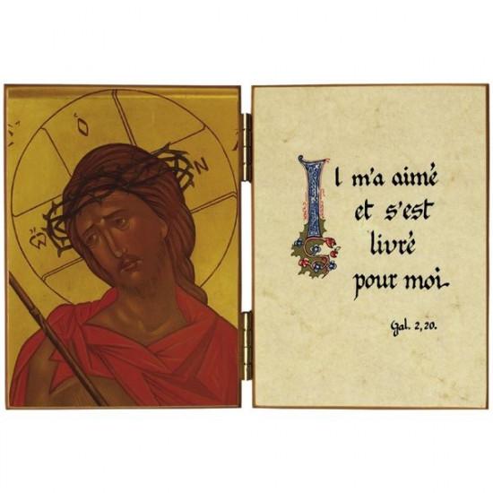 Diptyque : Le Christ Epoux