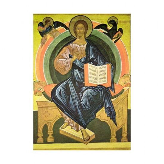 Icône  Christ en Majesté