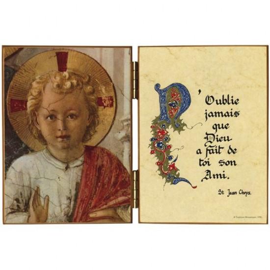 Diptyque : L'Enfant Jésus