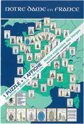 Puzzle Notre dame de France