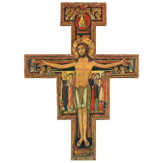 Crucifix de Saint-Damien