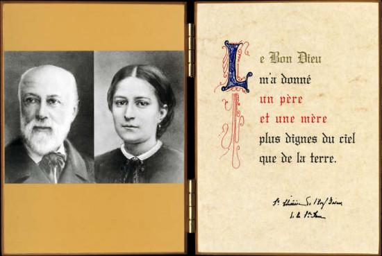 Diptyque Louis et Zélie Martin