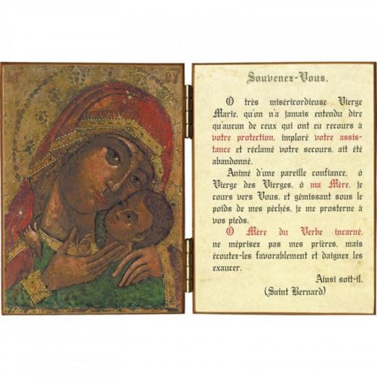 Diptyque  Vierge de Korsum