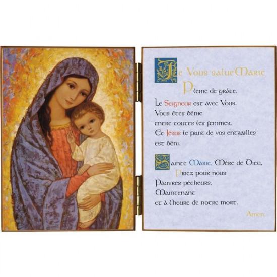 Mère de Dieu avec Enfant Jésus