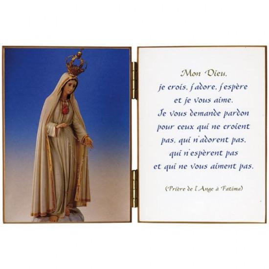 Diptyque  : Notre Dame de Fatima