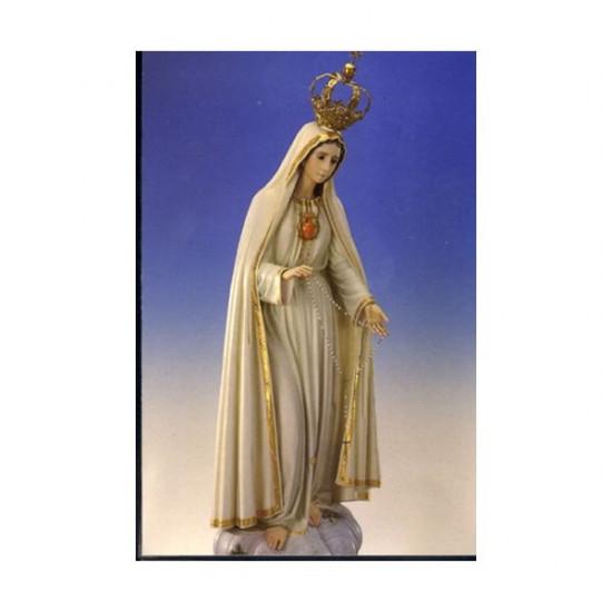 Icône  Notre-Dame de Fatima. Disponible en 4 tailles.