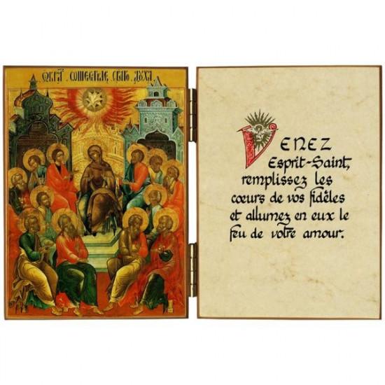 Diptyque  La Pentecôte
