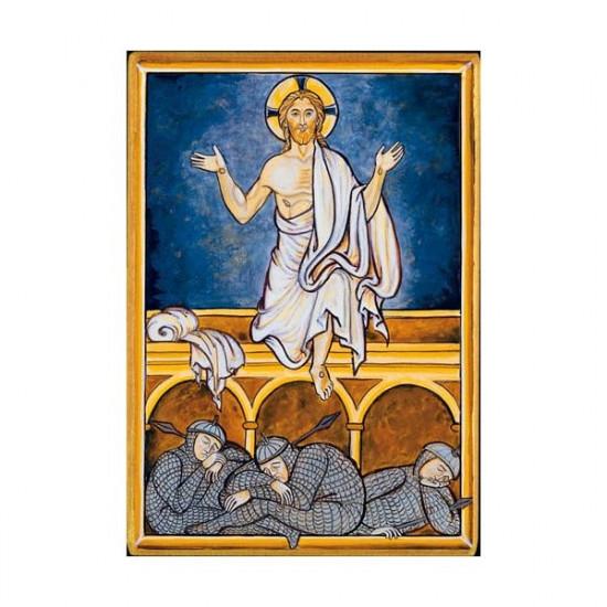 Icône de la Résurrection de Notre-Seigneur.