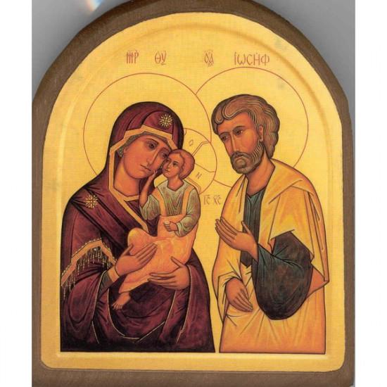 Icône Sainte Famille. Disponible en 2 tailles