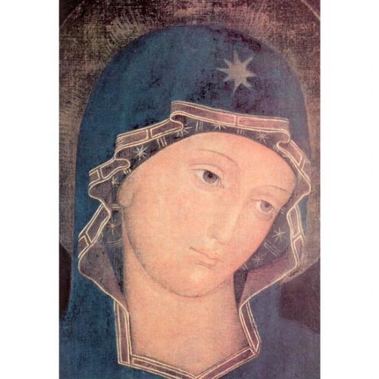Icône  Vierge de la Consolata (détail)