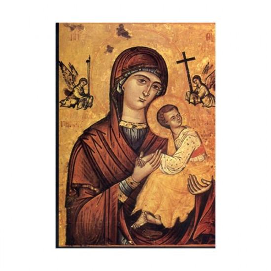 Icône  Vierge de la Passion.  Disponible en 2 tailles