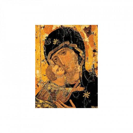 Icône Vierge de Vladimir. Disponible en 6 tailles