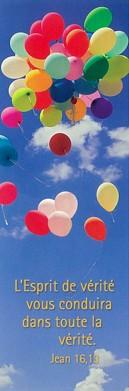 Signet Ballons multicolores