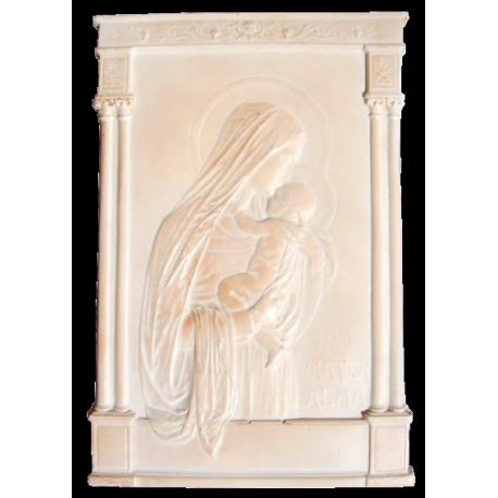 Bas-relief Alma Mater