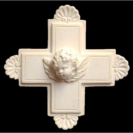 Croix Benevento : 9 x 9 cm