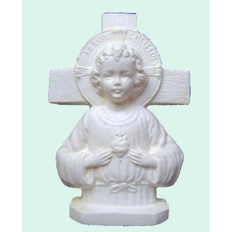 Enfant Jésus et croix