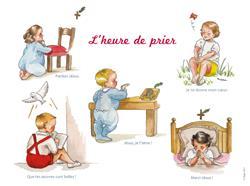 Poster l'Heure de prier