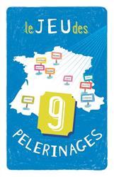 Jeu de cartes des 9 Pèlerinages