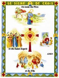Poster Le Signe de Croix